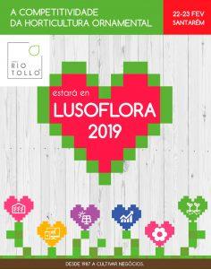 Río Tollo presenta sus productos al mercado portugués en Lusoflora 2019