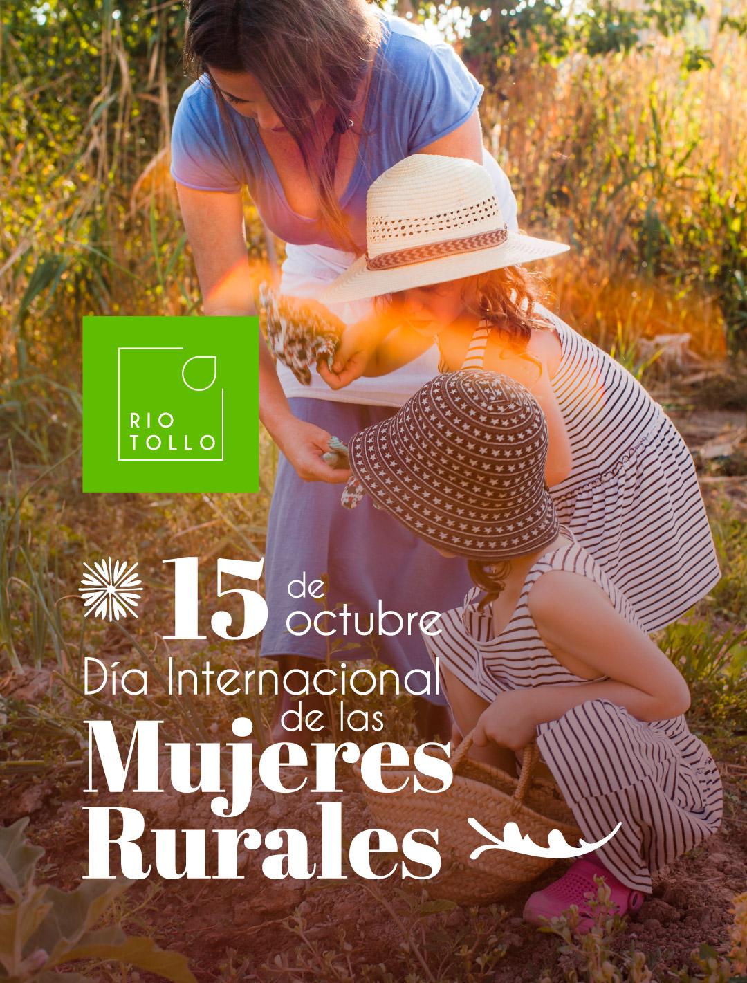 Feliz Dia Internacional De Las Mujeres Rurales Rio Tollo Comparte y difunde estas palabras. rio tollo