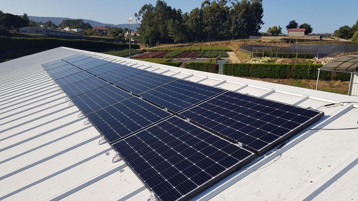 Río Tollo instala una planta de energía fotovoltaica para autoconsumo de electricidad