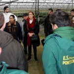 Río Tollo abre sus puertas a la Escuela Agraria del Instituto Politécnico de Viana do Castelo